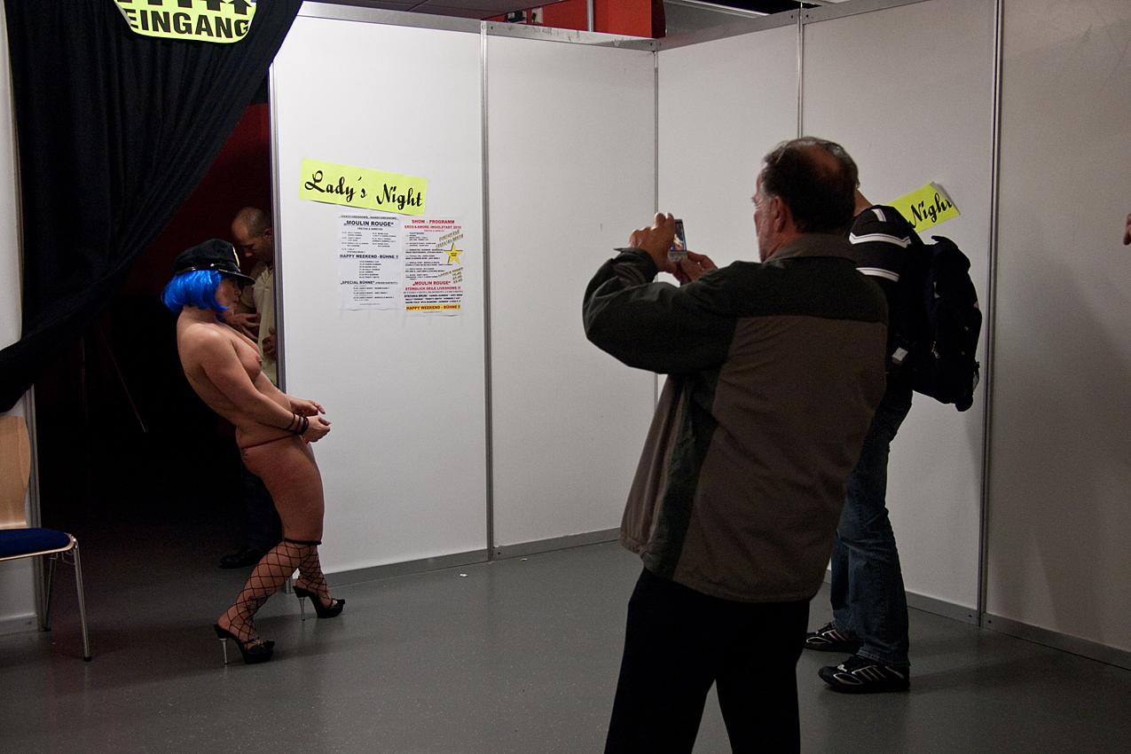 Fotografieren und Filmen ist nicht nur erlaubt, sondern sogar erwünscht.