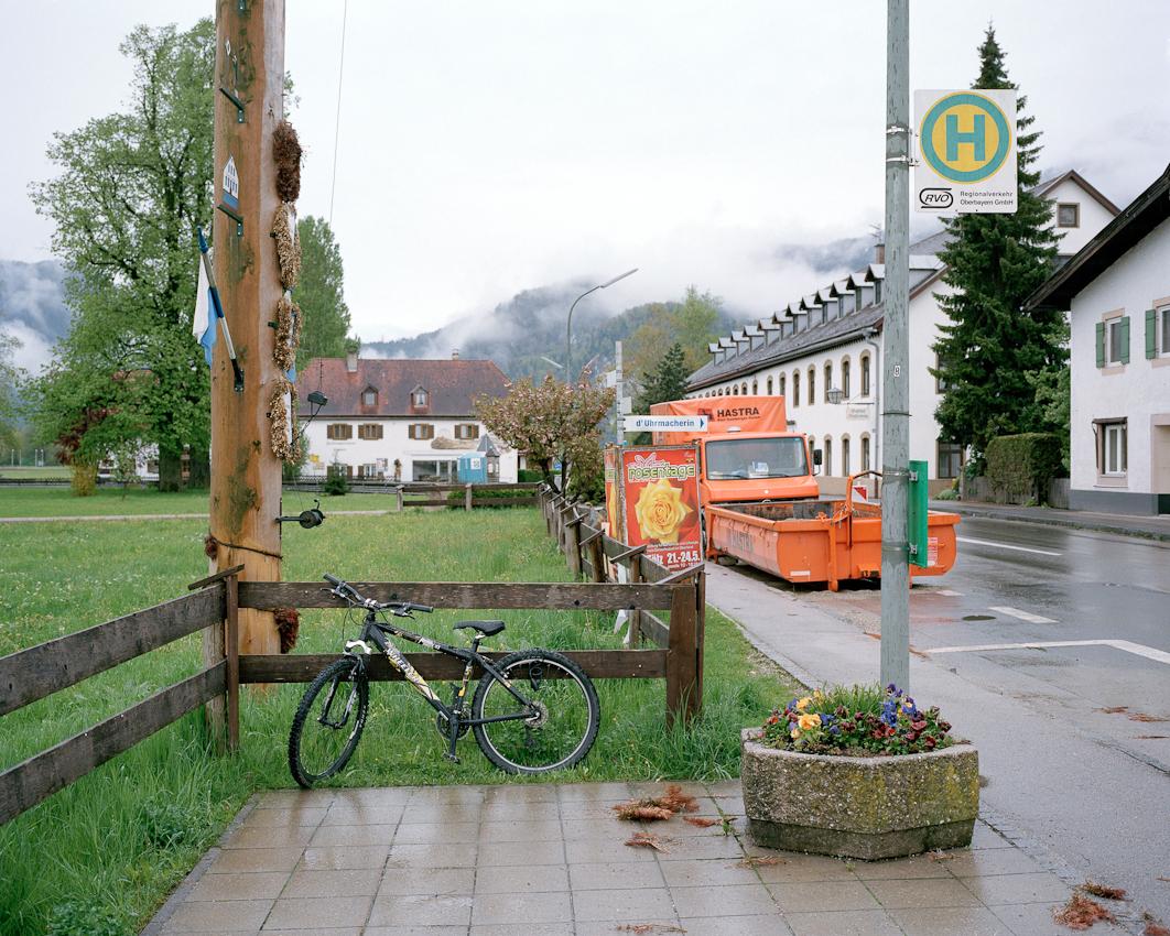 Ein Tag Deutschland, Maibaum Kultur von München bis Garmisch