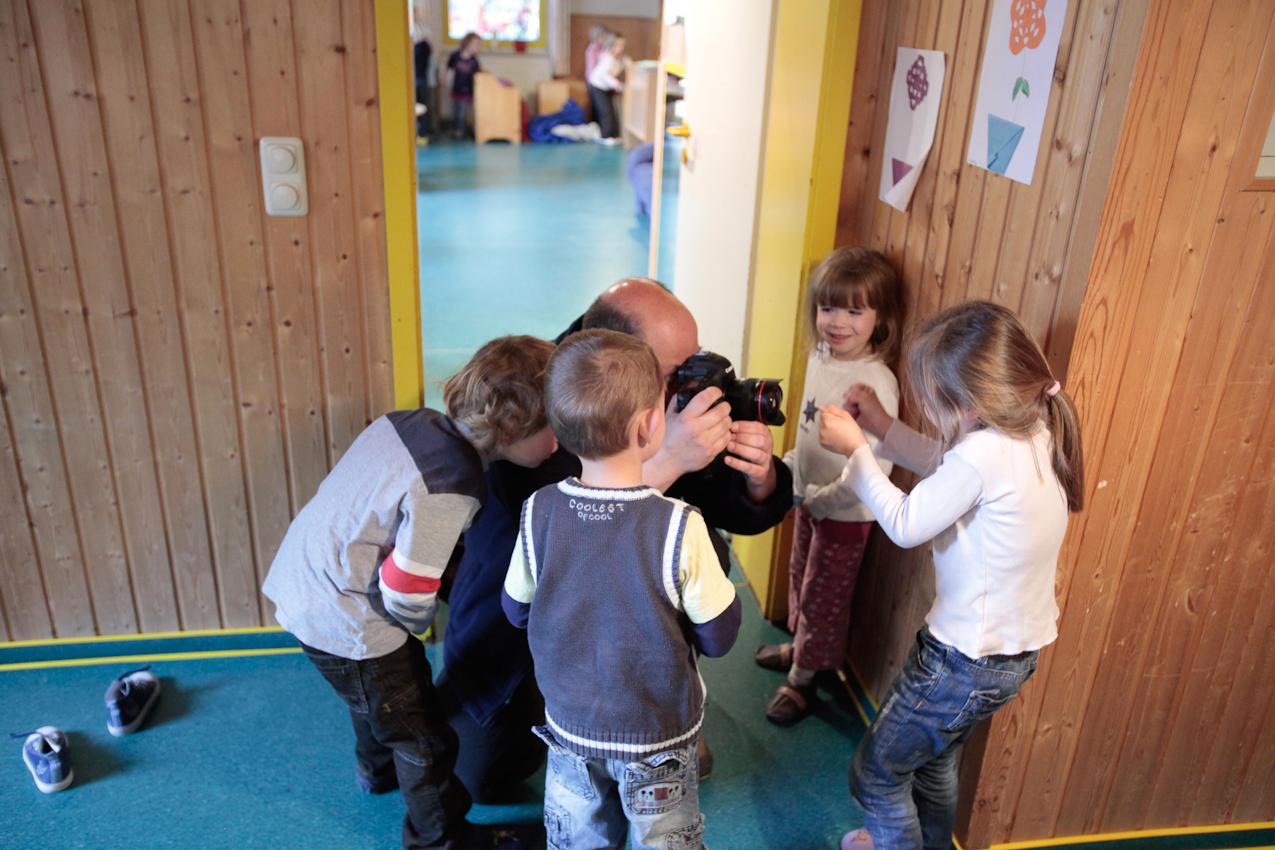 """Making Of Projekt """"Ein Tag Deutschland"""" Kindergarten Asendorf  Andre Poling"""