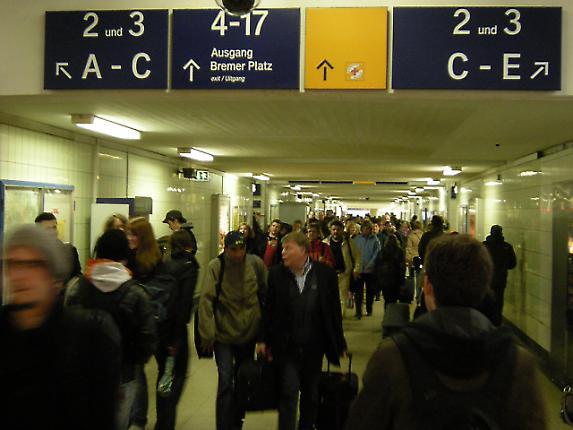 Hauptbahnhof Münster 3