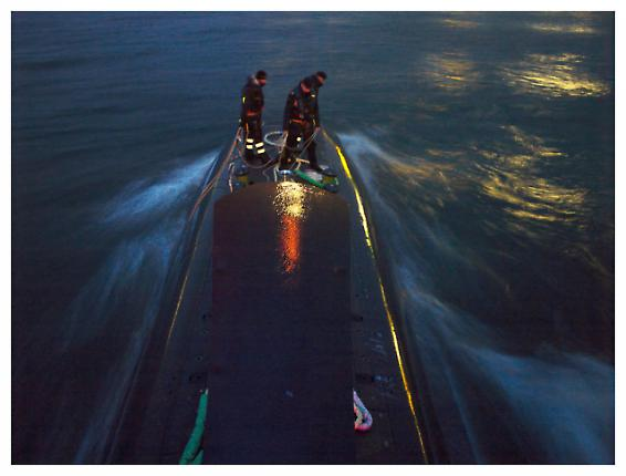 Im U-Boot 6