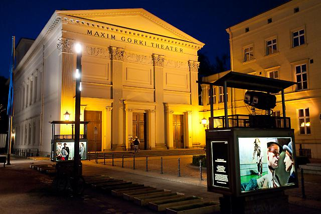 Maxim Gorki Theater 10