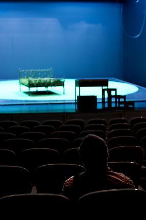 Hinter den Theaterkulissen 2
