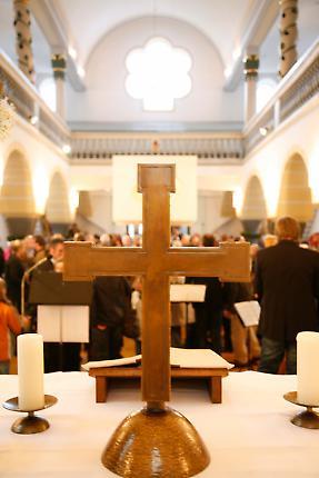 Eröffnung der Winninger Kunsttage in der evangelischen Kirche zu Winningen, 18 Uhr.