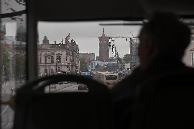 Sightseeing im Doppeldeckerbus 3