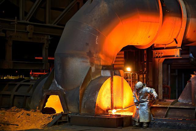 Stahlerzeugung 4