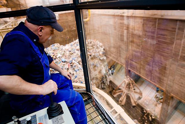 Müllheizkraftwerk Frankfurt 6