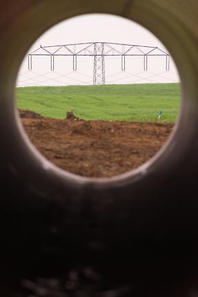 Ostsee-Pipeline-Anbindungs-Leitung 10
